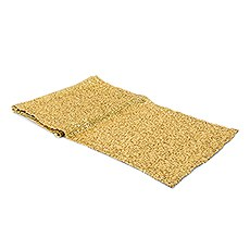 "Modern Sparkle Sequin Table Runner - 90"" Metallic Gold"