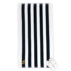 4605 32 w navy striped terry beach towel630a4f83e609914dc4295d04946914f8