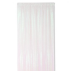 Wedding Photo Backdrop Decoration - Iridescent Sequin