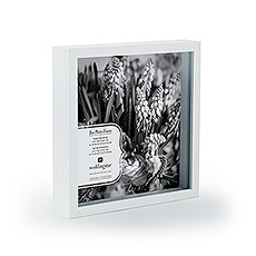 Square Picture Frame - White