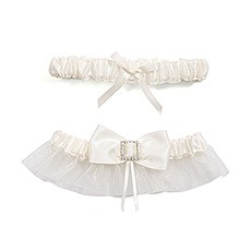 Beverly Clark's Duchess Bridal Garter Set
