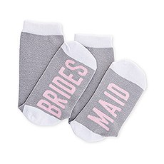 Women's Bridal Party Socks - Bridesmaid