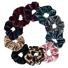 Women's Cute Bridal Party Scrunchie