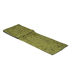 Velvet Table Runner - Emerald Green