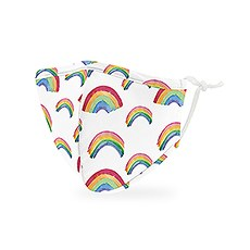 Kid's Protective Cloth Face Mask - Rainbow