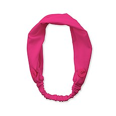 Adult Face Mask Headband Holder - Pink