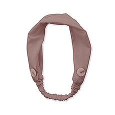 Adult Face Mask Headband Holder - Mauve