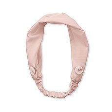 Adult Face Mask Headband Holder - Blush Pink