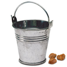 Miniature Metal Pails (12)