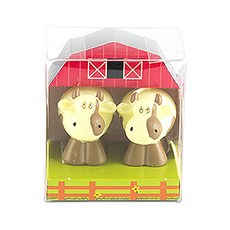 Novelty Cow Candle Country Wedding Favors