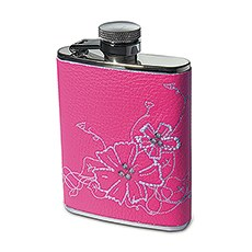 """Hip Flask Just for Her"""