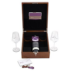 Love Letter Wedding Ceremony Wine Box Set