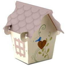 Small Bird House Wedding Favors (12)