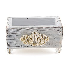 Vintage Shabby Chic Wedding Favor Boxes (6)