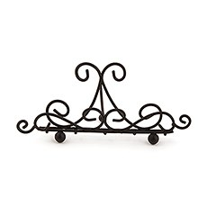 Ornamental Wire Stationery Holders - Low (6)