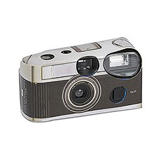 Disposable Camera with Flash - Vintage