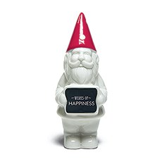 Porcelain Garden Gnome Wedding Favor (4)