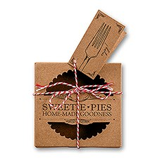 """Sweetie Pies"" Mini Pie Packaging Kits (20)"