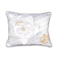 Parisian Love Letter Blossom Ring Pillow
