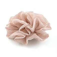 Fabric Ruffle Flower - Large