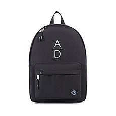 The Vintage Backpack - Black