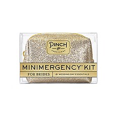 Bride Minimergency Kit - Gold Sparkle