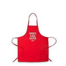 Kid's Custom Chef Apron - Mom's Little Helper