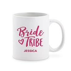 Personalized Coffee Mug - Bride Tribe