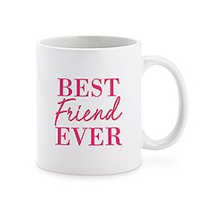 Personalized Coffee Mug - Best Friend Ever