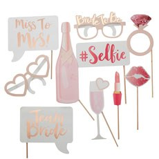 Photo Booth Props - Hen Party