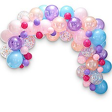 Balloon Arch Kit - Pastel Arrangement