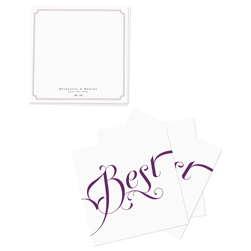 Expressions Wedding Memory Box Well Wishing Cards