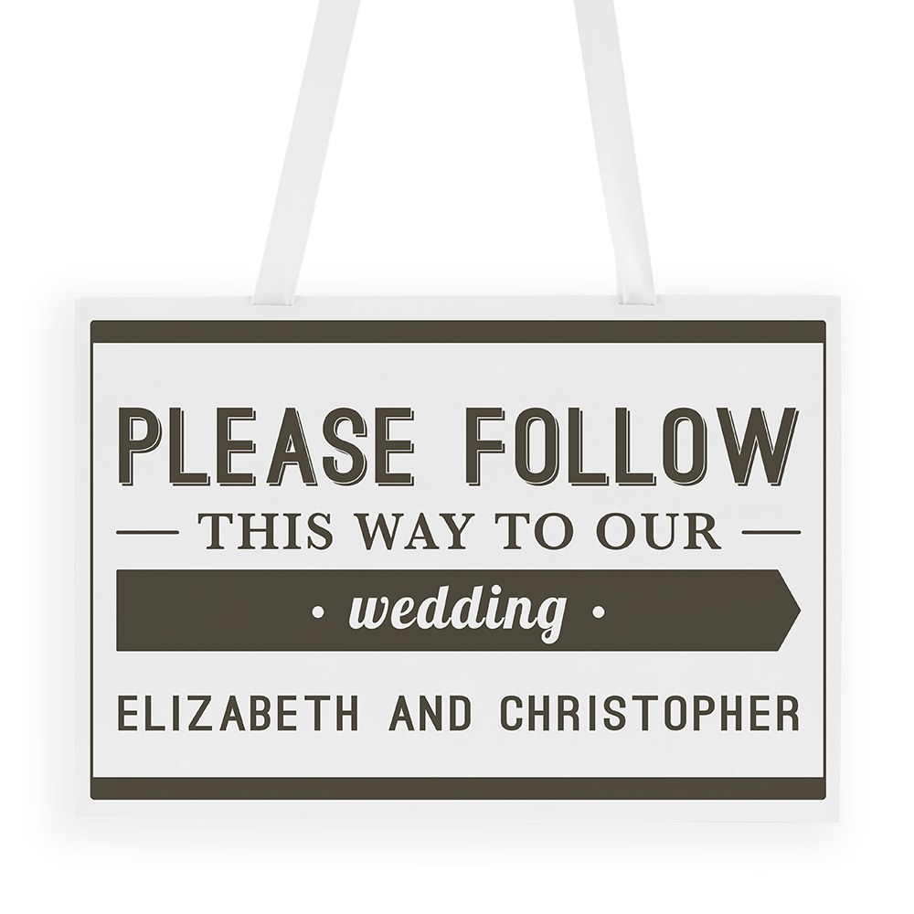 Bistro Bliss Directional Poster Sign