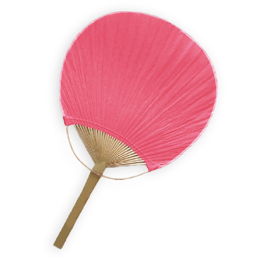Paddle Fan Berry / Hot Pink