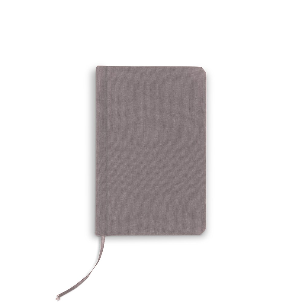 Charcoal Gray Vow Pocket Notebook