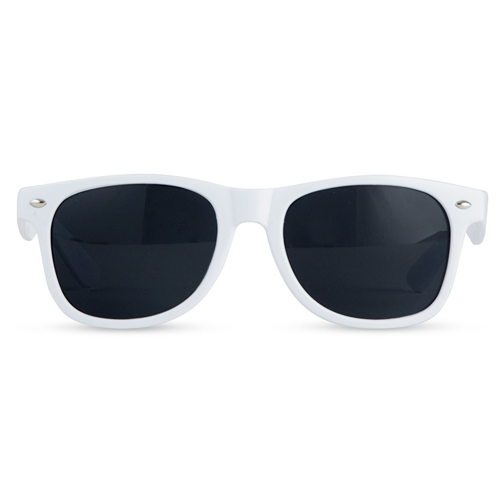 Fun Shades Sunglasses - White