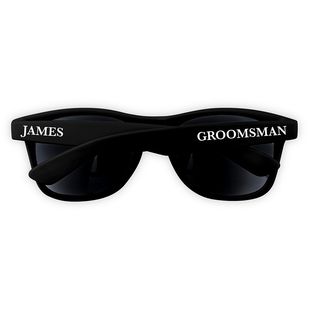 Fun Shades Sunglasses - Black