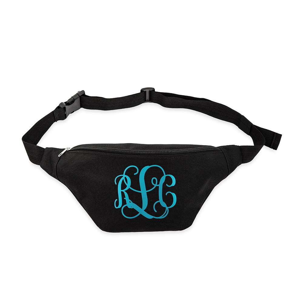 Custom Bachelorette Fanny Pack - Monogram