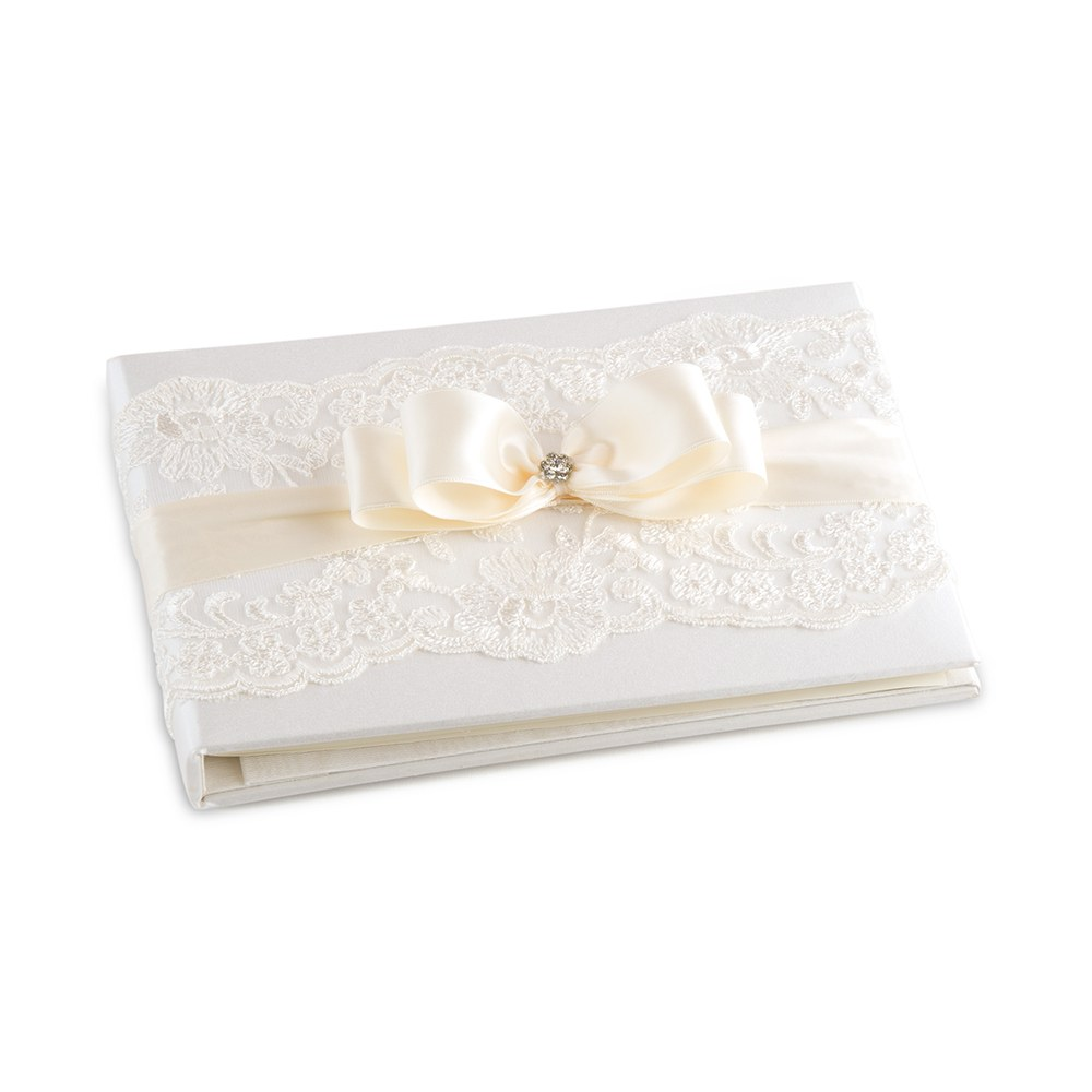 Beverly Clark French Lace Collection Guest Book
