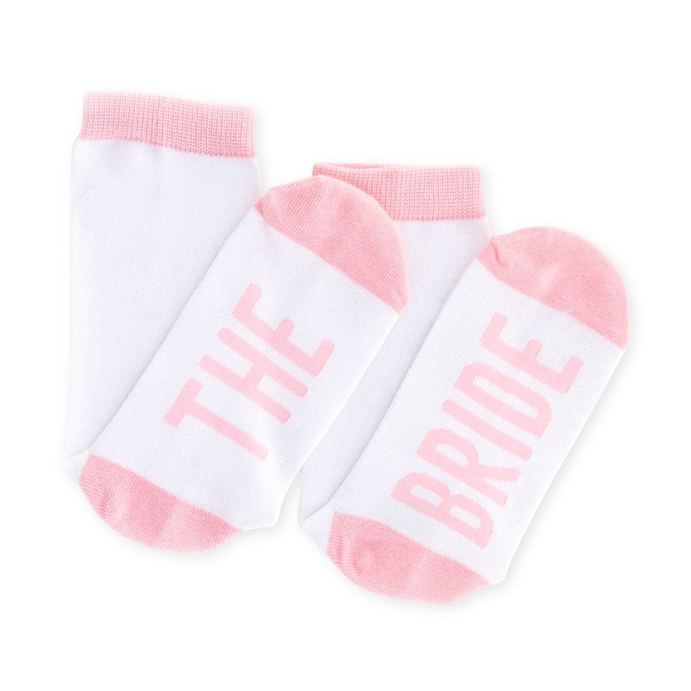 Women's Bridal Party Socks - Bride