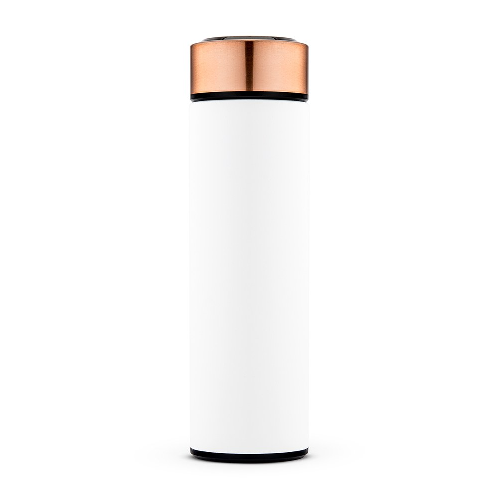 Stainless Steel Cylinder Travel Bottle