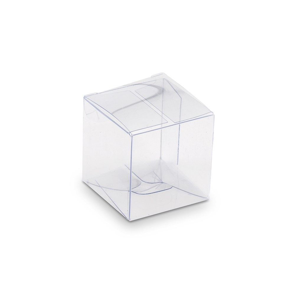 Clear Plastic Favor Gift Box