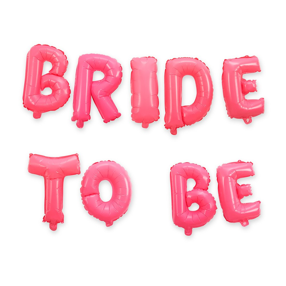 Assorted Party Decoration Kit - Bride-To-Be