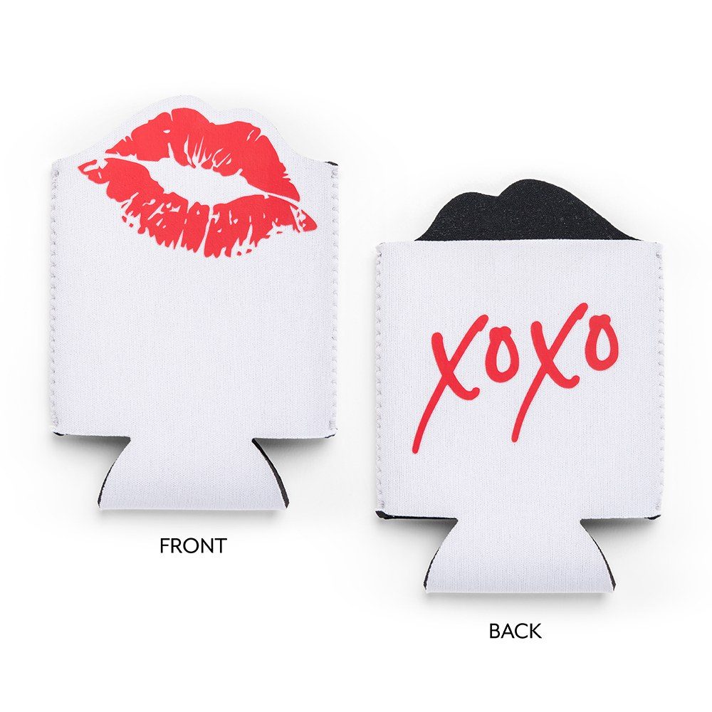 Neoprene Foam Drink Holder - XOXO