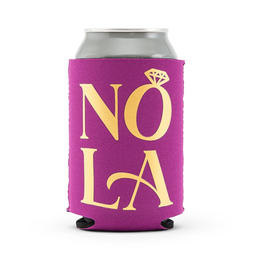 Neoprene Foam Drink Holder - NOLA