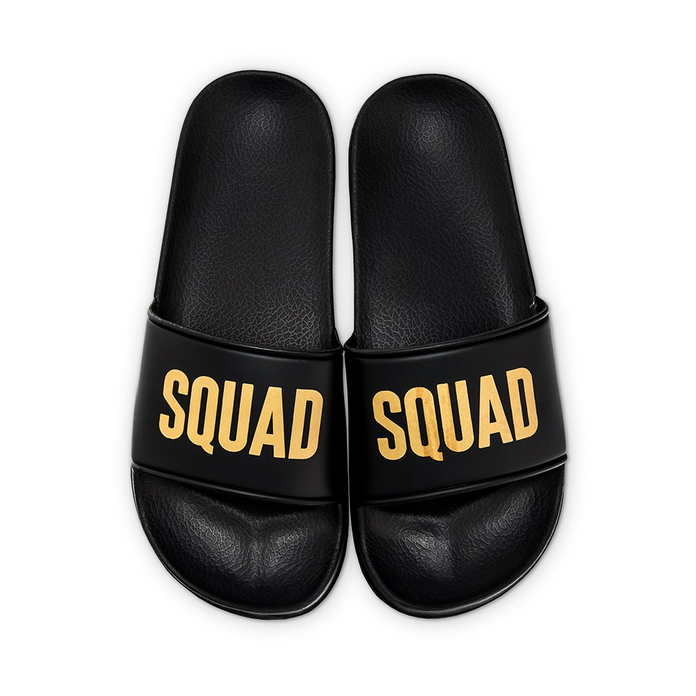 Women's Bridal Party Slide Sandals - Squad