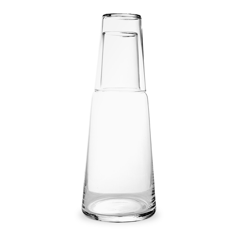 Bedside Water Carafe and Glass Set
