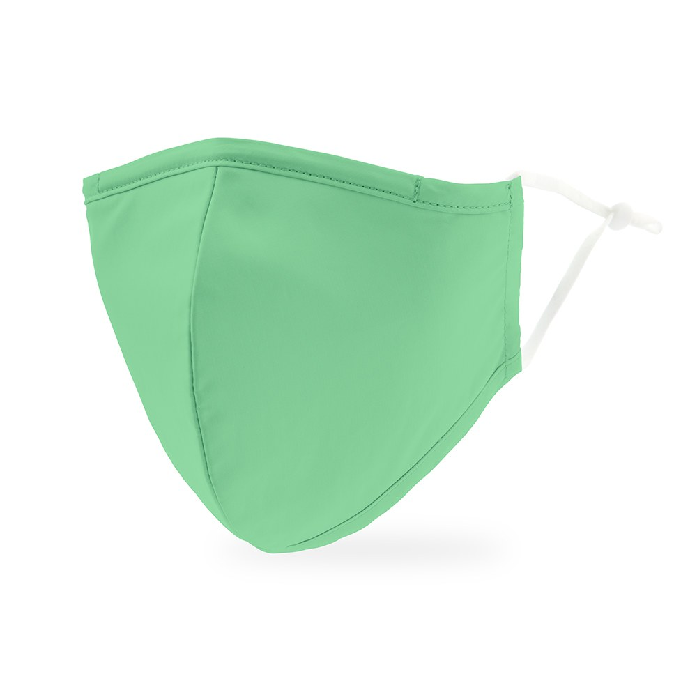 Adult Protective Cloth Face Mask - Mint Green