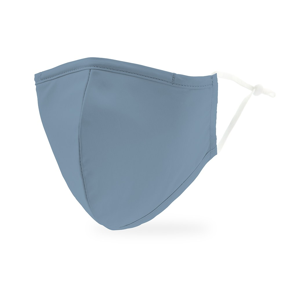Protective Cloth Face Mask - Powder Blue