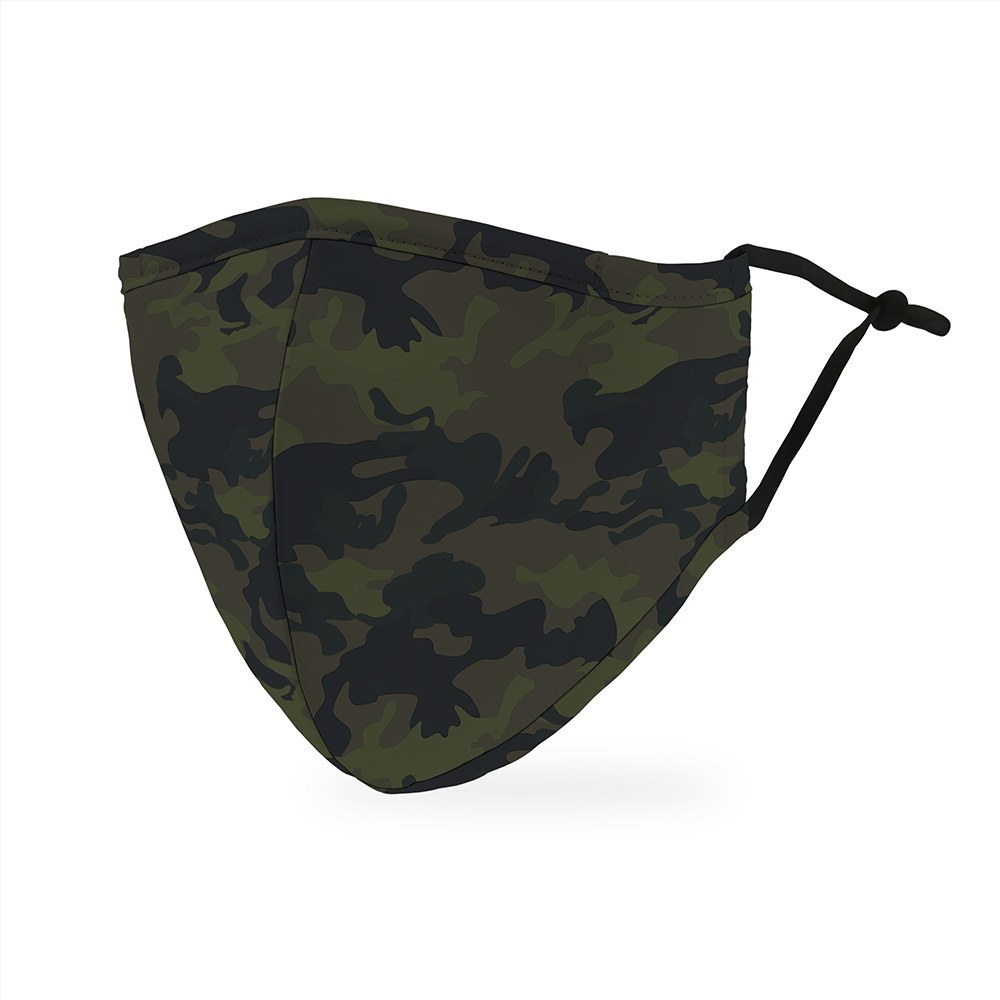 Men's Protective Cloth Face Mask - Camo